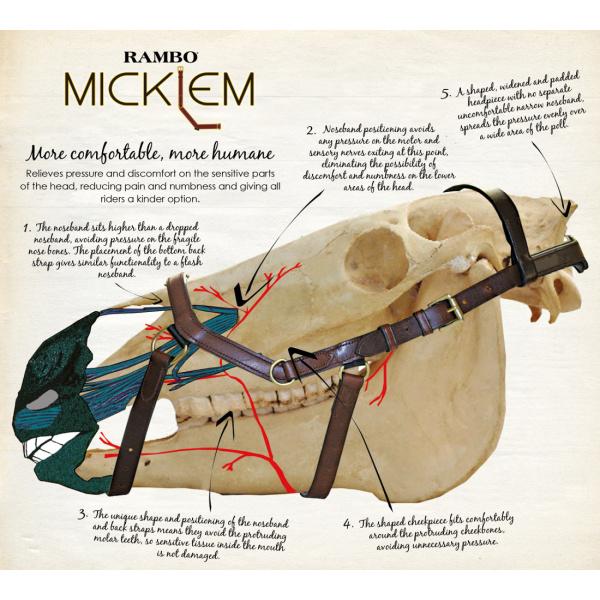 Micklem Competition Bridle-494