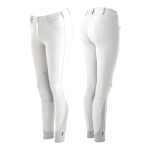Tredstep Ireland Symphony Nero Knee Patch Breeches-0