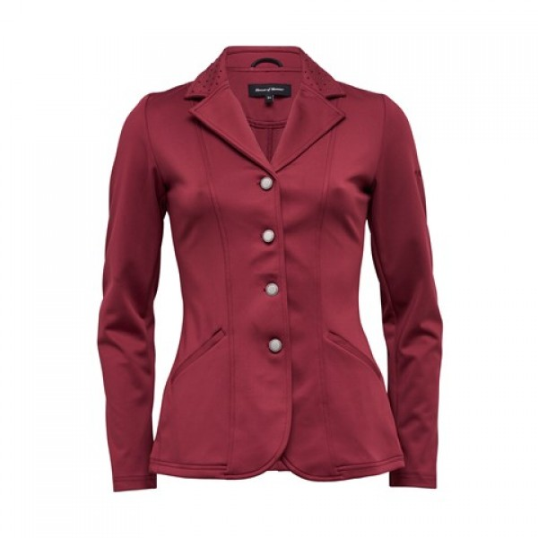 Montar Ava Competition Jacket With Stone-0