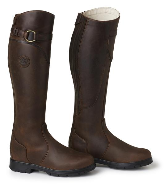 Mountain Horse Spring River Long Riding Boots-877