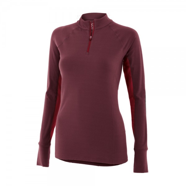 Noble Outfitters Ashley performance long sleeve shirt-1656