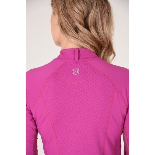 Noble Outfitters Ashley performance long sleeve shirt-1655