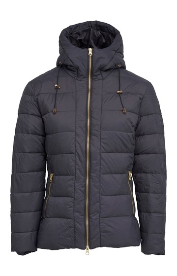 Montar Sandy down jacket with hood-0