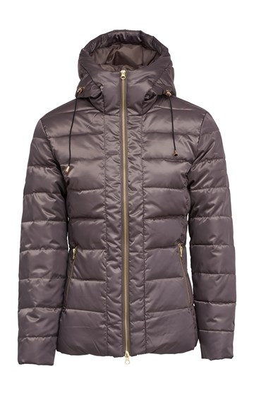 Montar Sandy down jacket with hood-910