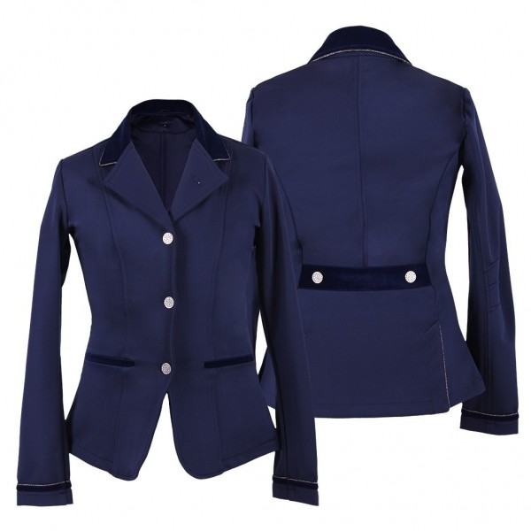 QHP Competition Jacket Lily Junior-0