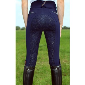 Chill Out Full Seat Silicone Breeches-0