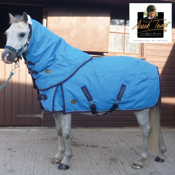 Mark Todd Lightweight Pony Turnout Neck Cover-1600