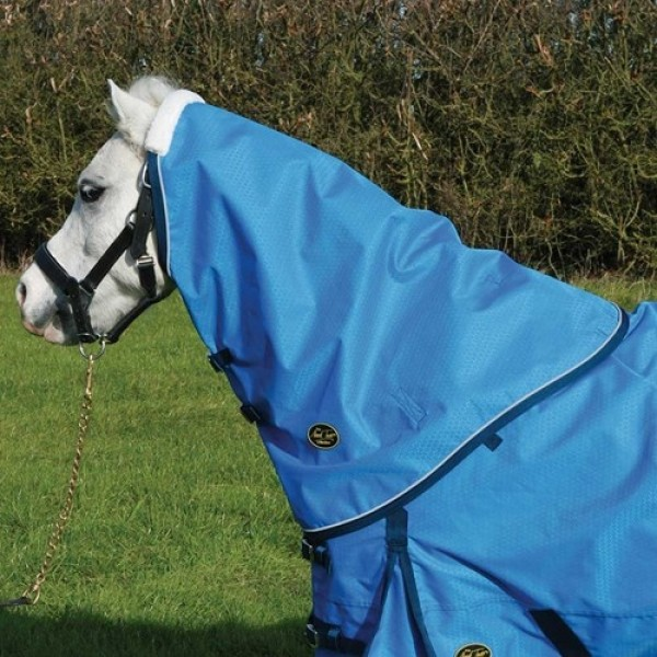 Mark Todd Lightweight Pony Turnout Neck Cover-0