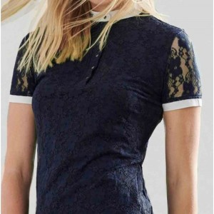 Montar Amelia Competition Shirt Lace-0