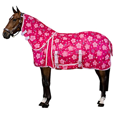 Imperial Riding Fly Blanket Daisy-0