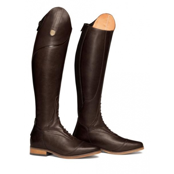 sovereign dark brown riding boot