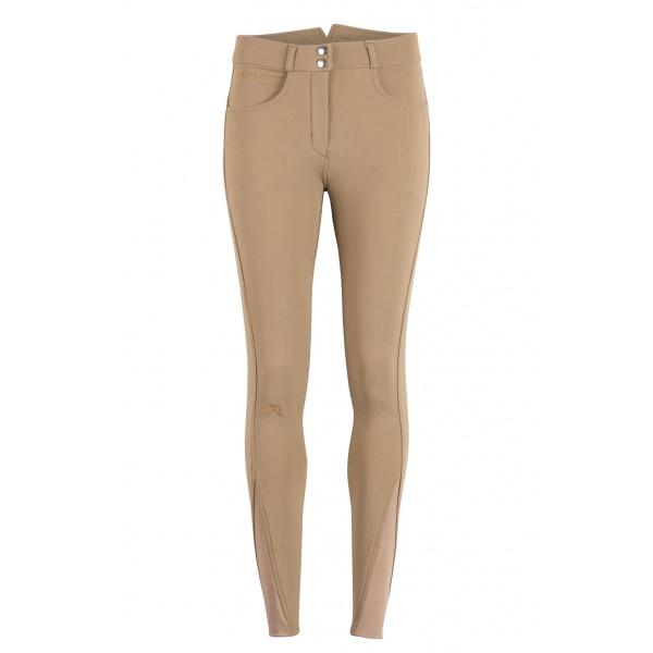 Montar Ladies Beige Breeches