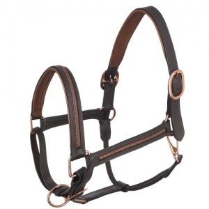 Imperial Riding Leather Headcollar