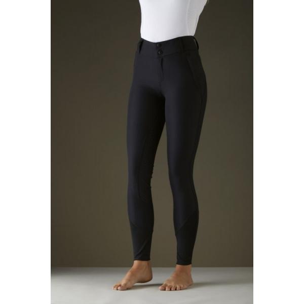 toggi contour women's breeches blk